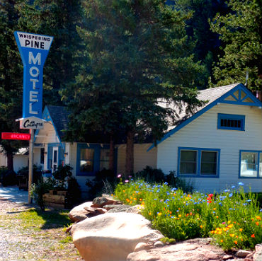 park places check to lodging availability estes cabins cottages and stay in